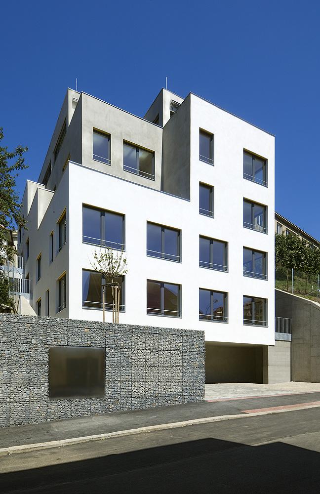 Bytový dům Nad Vinohradem